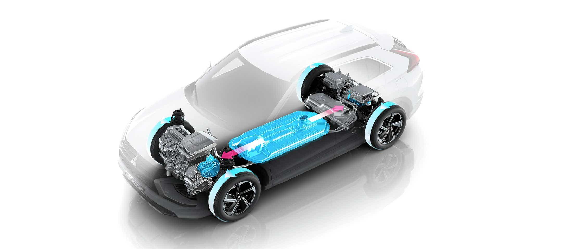Batteribaseret PHEV