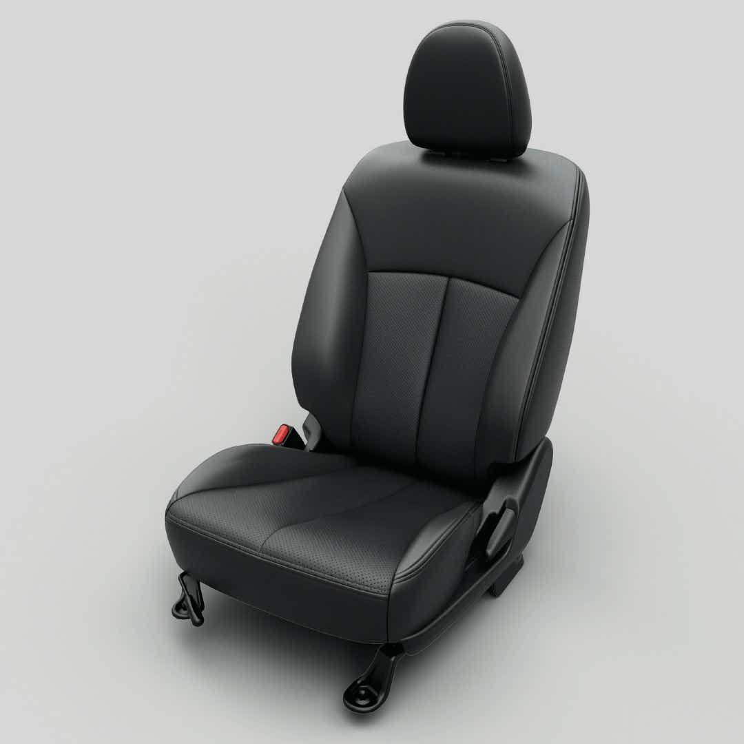 Luksuriøse sæder i L200