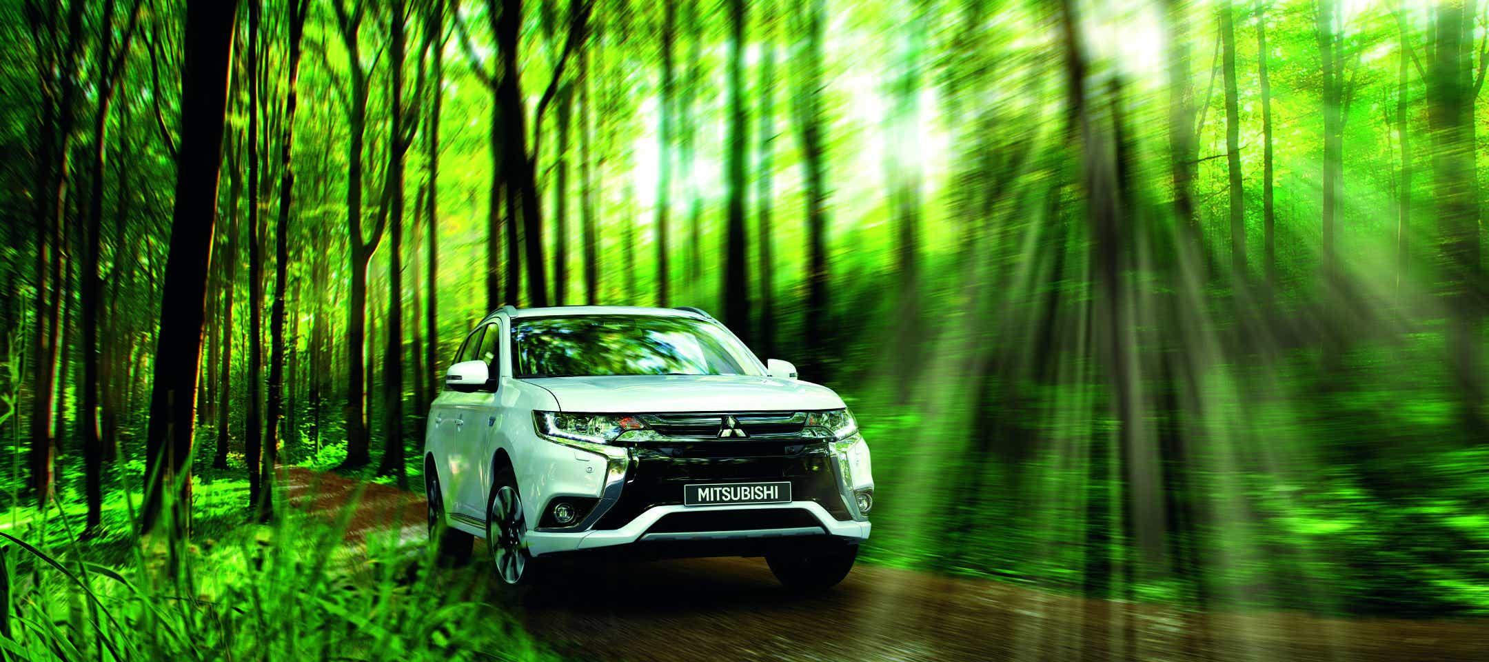 Mitsubishi har miljøet i fokus