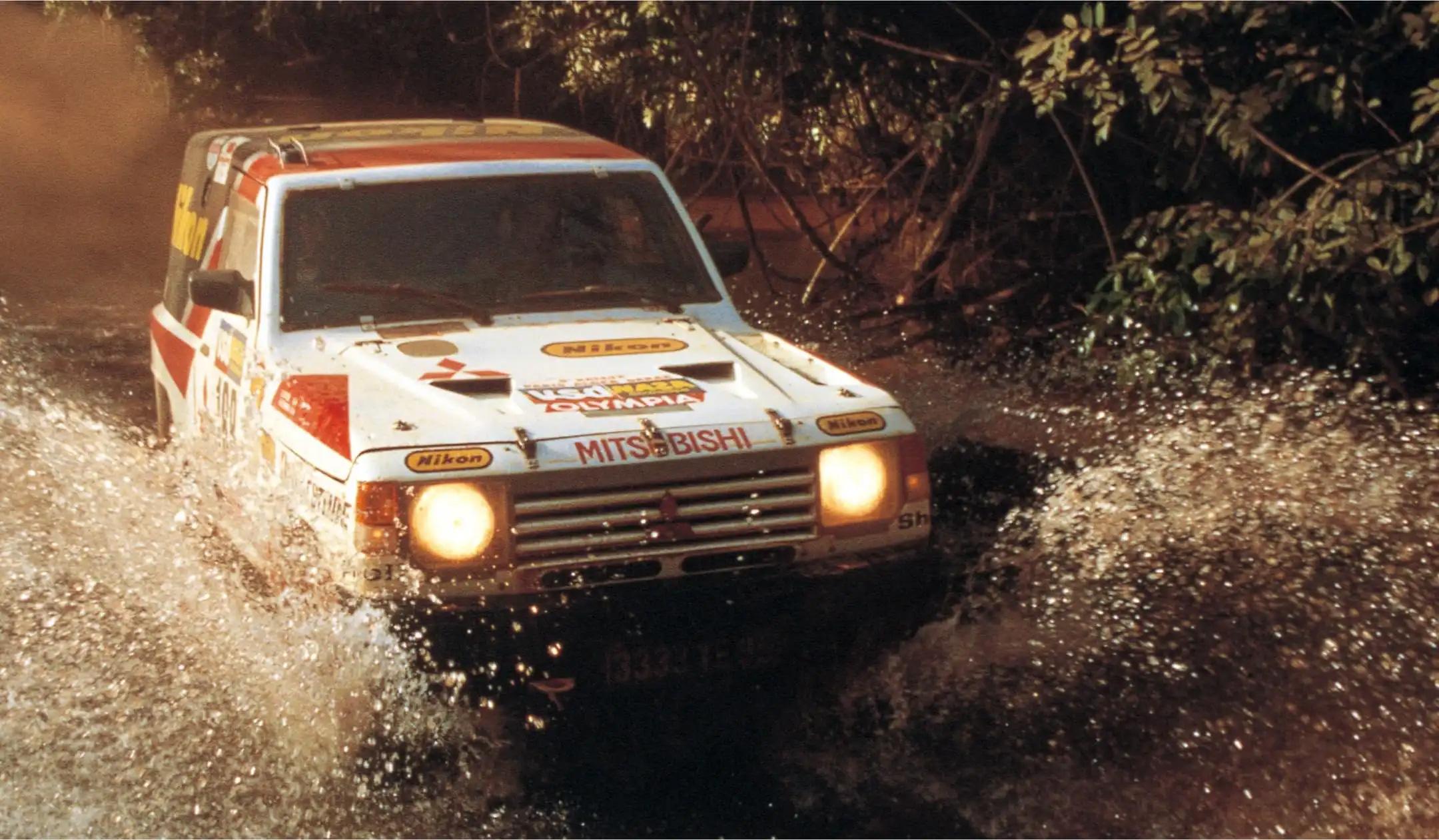 Mitsubishi 4WD
